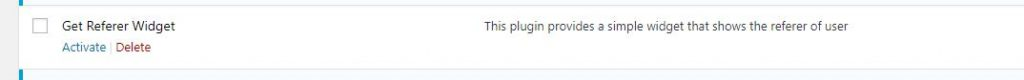 get_referer_plugin widget activation